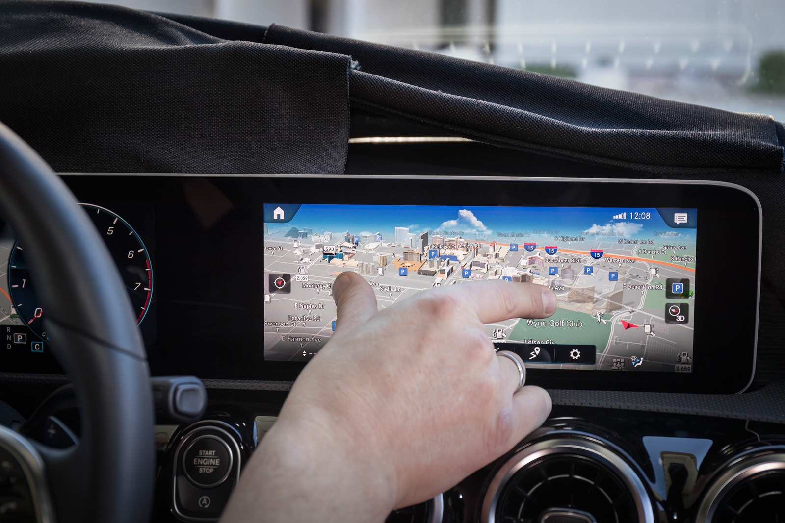 Mercedes is Finally Updating its Infotainment System » AutoGuide com