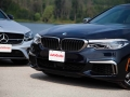 Mercedes-Benz E43 vs BMW M550i-06