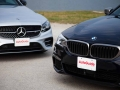 Mercedes-Benz E43 vs BMW M550i-07