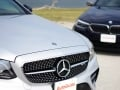 Mercedes-Benz E43 vs BMW M550i-32