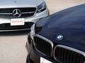 Mercedes-Benz E43 vs BMW M550i-34