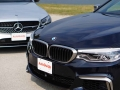 Mercedes-Benz E43 vs BMW M550i-35