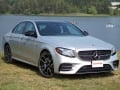 Mercedes-Benz E43 vs BMW M550i-43