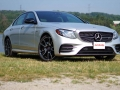 Mercedes-Benz E43 vs BMW M550i-45