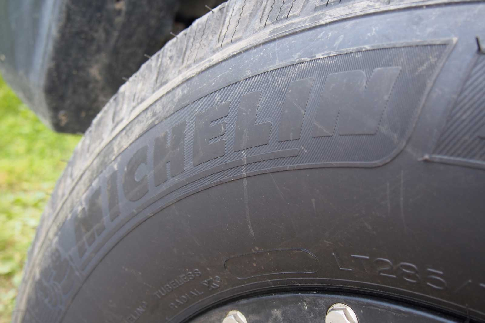 Michelin Defender Reviews >> Michelin Defender Ltx M S Tire Review Autoguide Com News