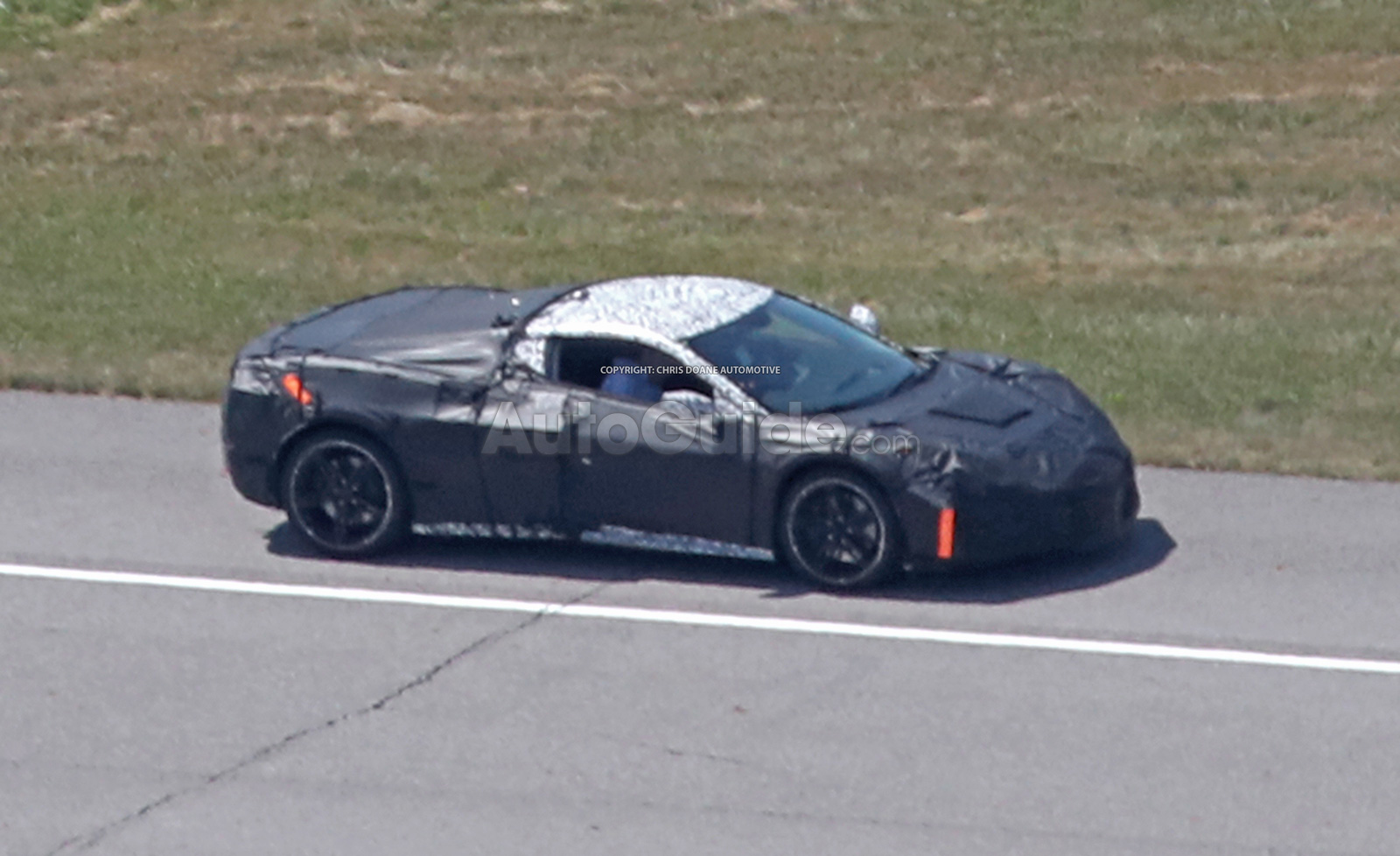 2019 Mid Engine Corvette Resurfaces As Plant Shuts Down