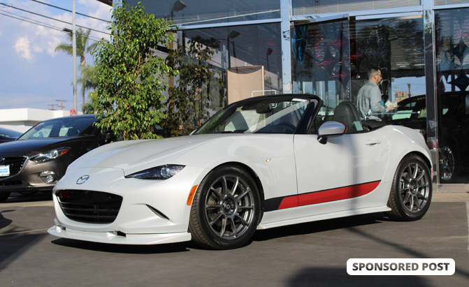 Gallery: Millionth Miata Celetion Tour Stop 17 in Los Angeles ...