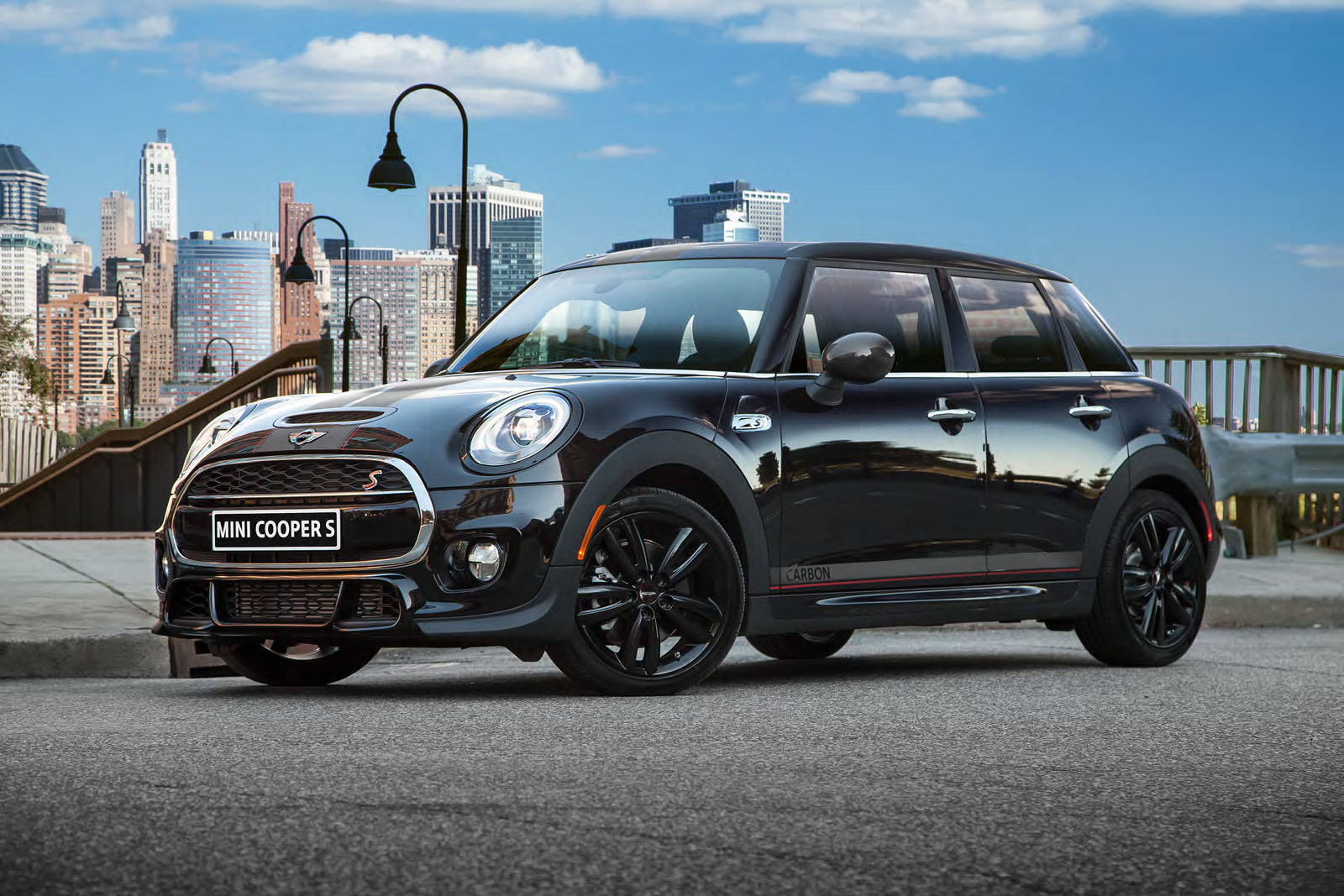 Mini Carbon Edition Is Fastest Most Powerful Mini Hardtop