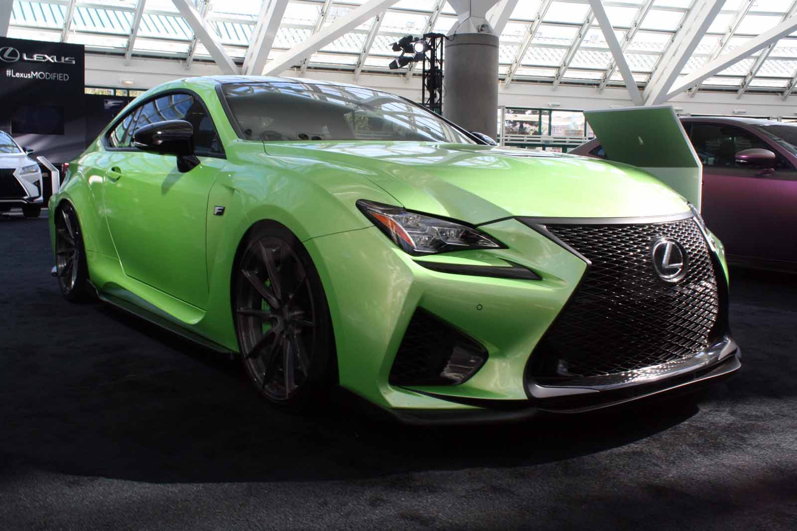 Gallery: Lexus Brings Army of Modified Cars to the LA Auto Show ...