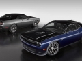 The Mopar brand continues the celebration of its 80th anniversary with the introduction of the limited-edition Mopar '17 Dodge Challenger. Only 80 models will be available in Pitch Black/Contusion Blue, with another 80 in Pitch Black/Billet Silver.