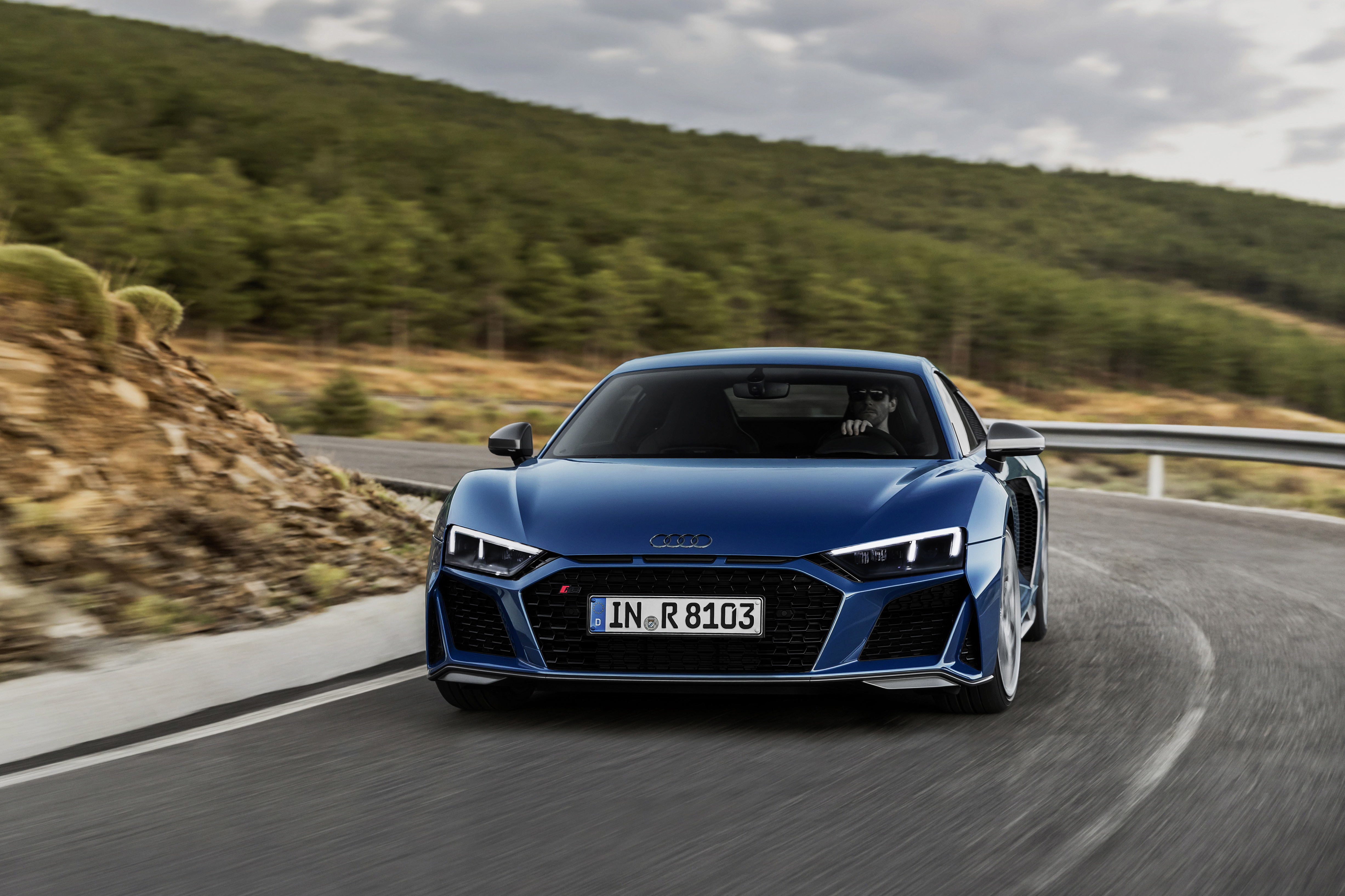 New Audi R8 Performance Lands With 612 Hp Autoguidecom News