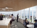 Dearborn Campus Transformation: Workspace Rendering