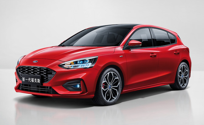 New Ford Focus Heads To North America In 2019 187 Autoguide
