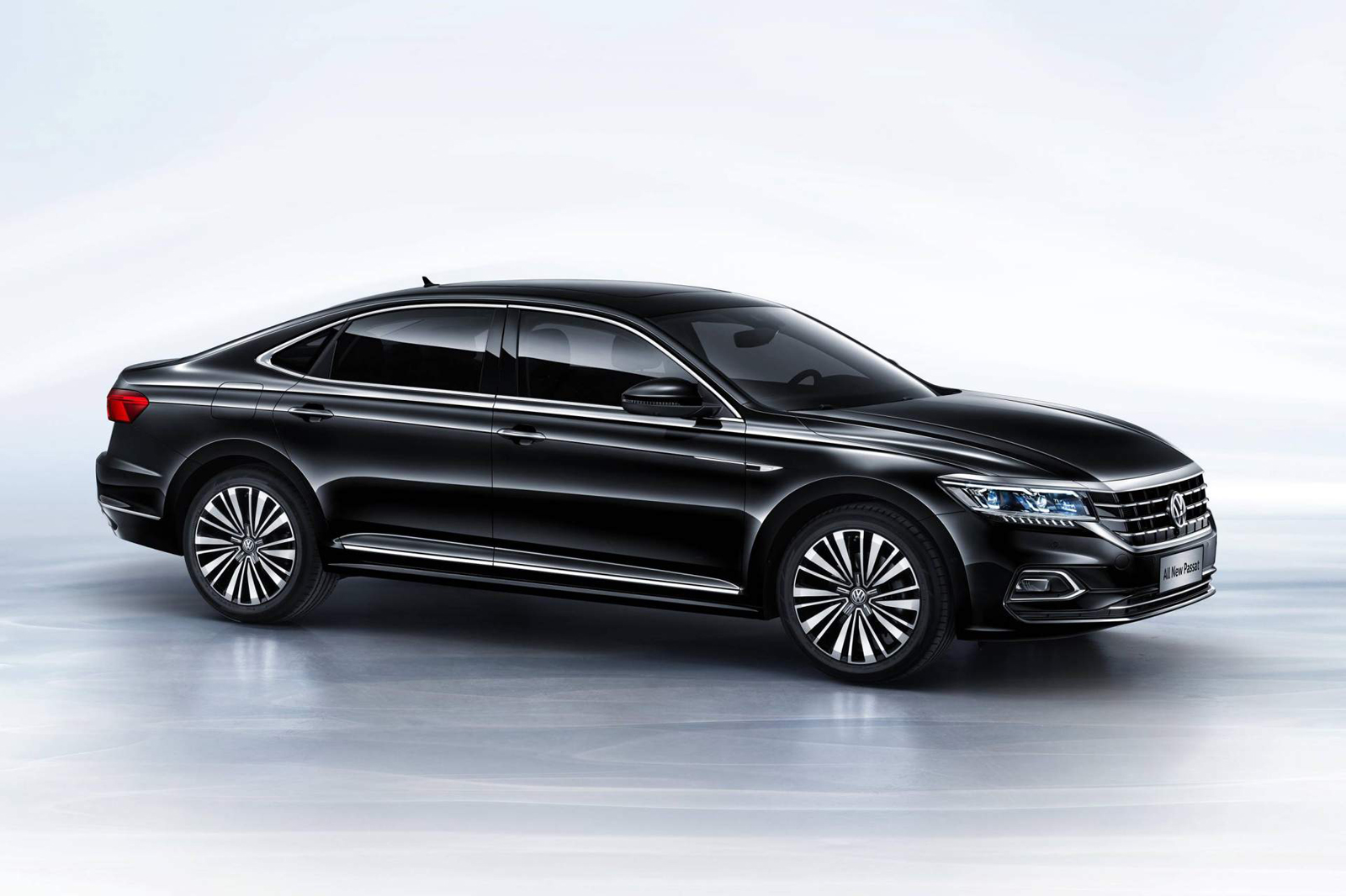new vw passat revealed in china likely previews american. Black Bedroom Furniture Sets. Home Design Ideas