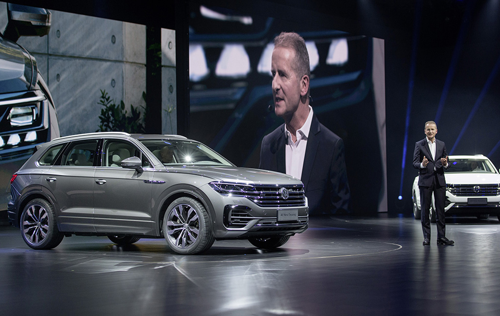 All New Volkswagen Touareg Has China in its Sights » AutoGuide.com News