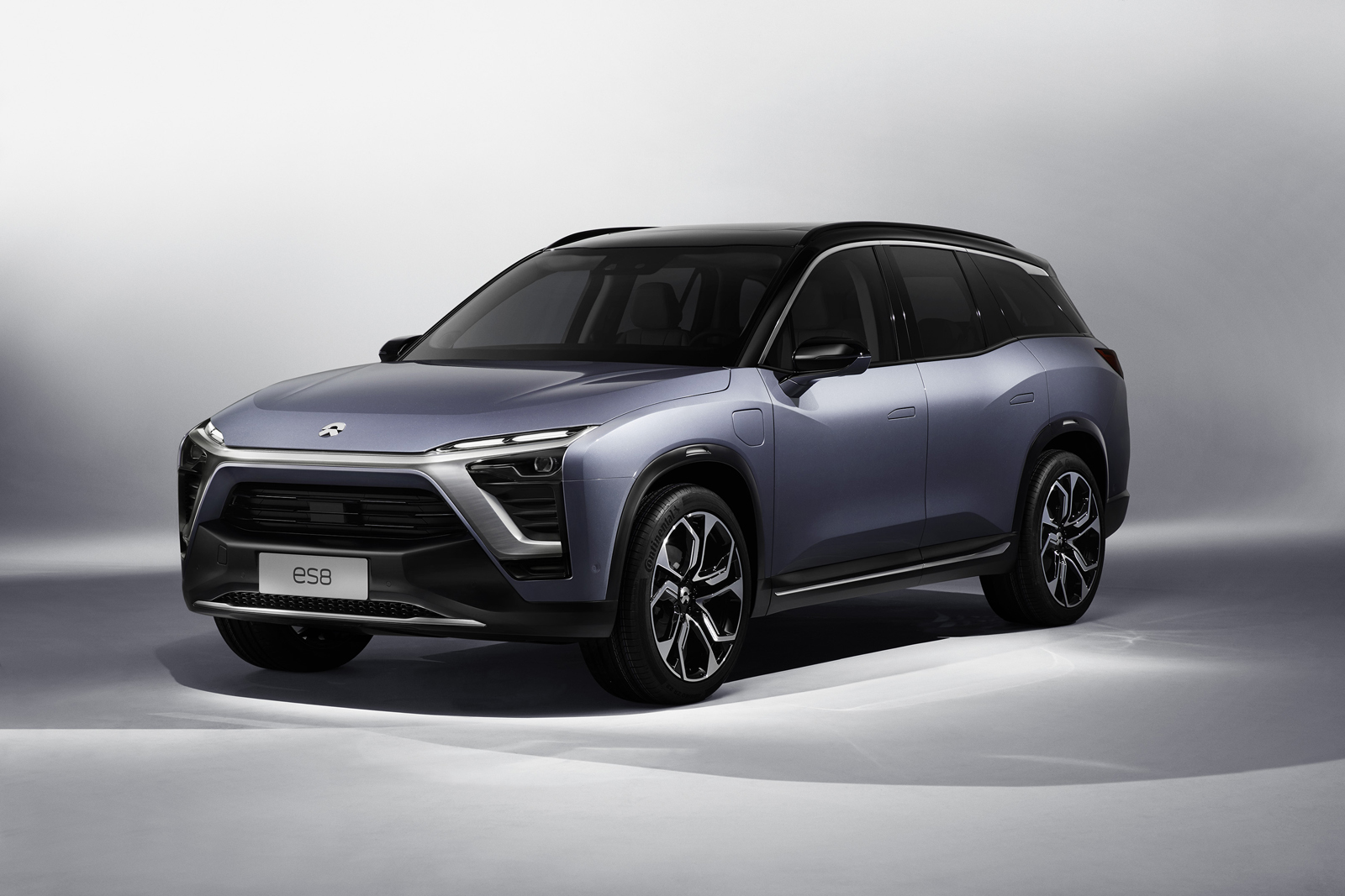 Meet The Nio Es8 A Fully Electric 7 Seat Suv With 220 Miles Of Range