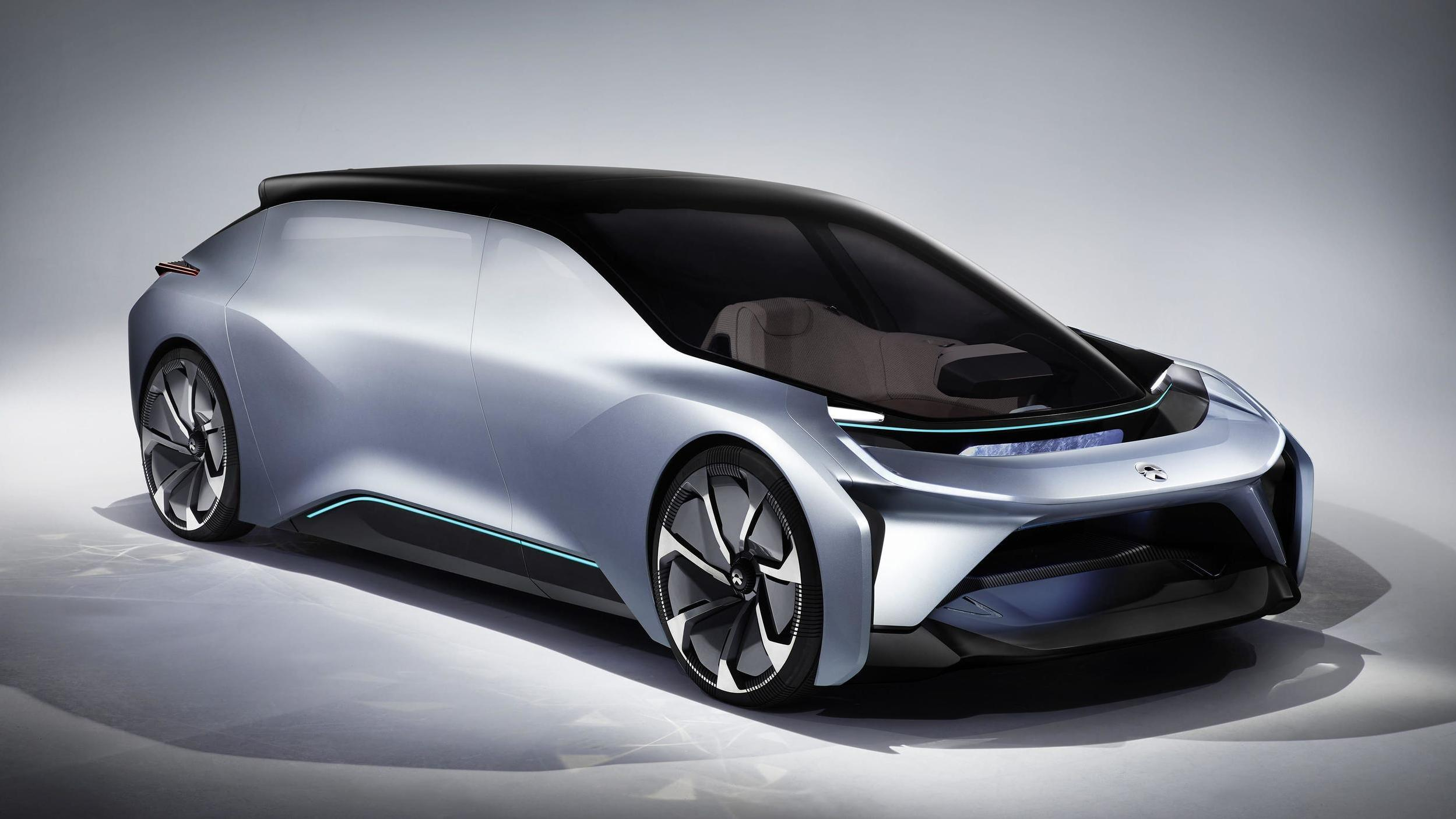 Chinese Automaker Unveils New Ev But Faraday Future Has Some Issues