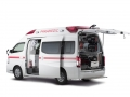Nissan to unveil new ambulance and electric delivery vehicles