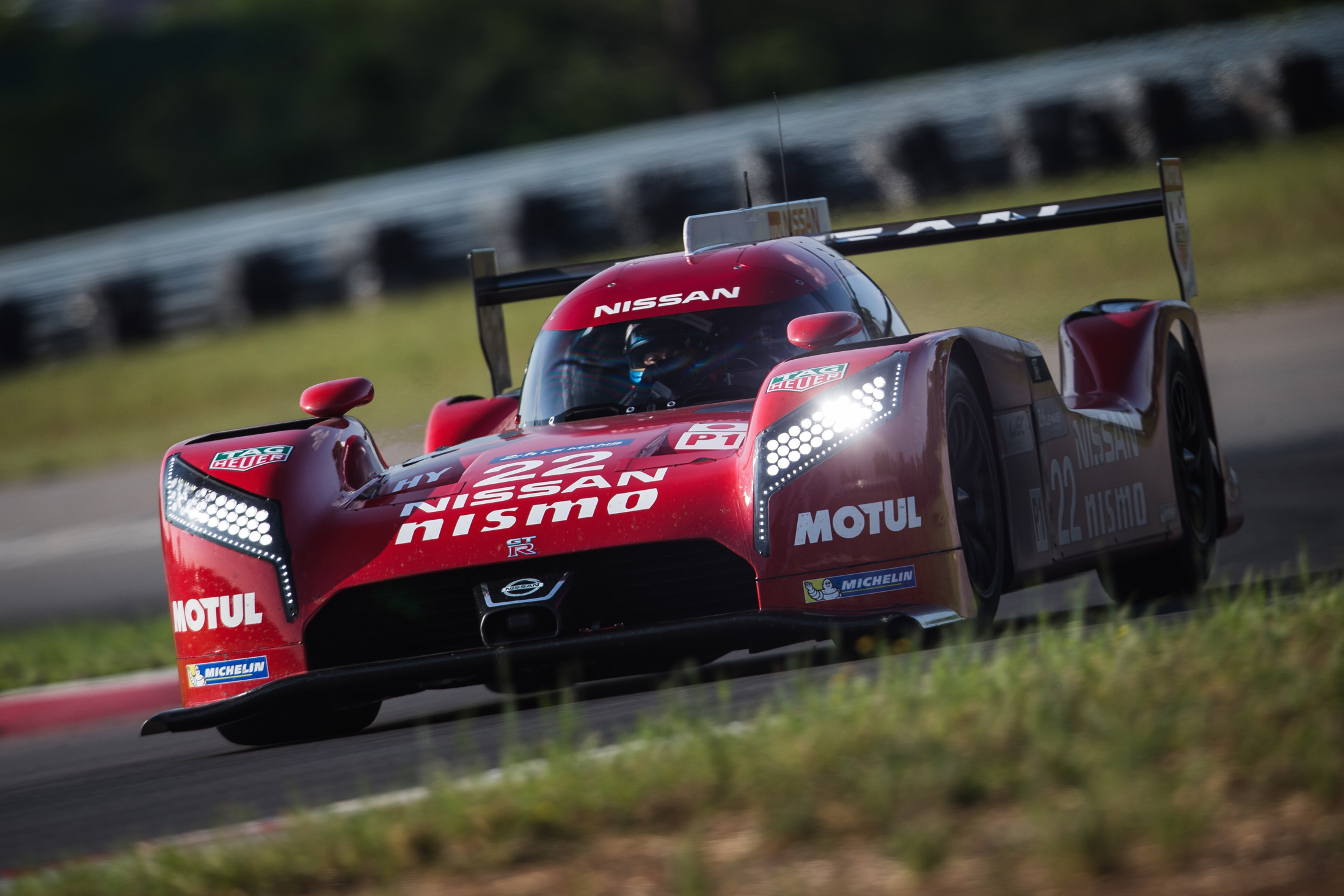The Nissan GT-R LM Nismo: Winning by Losing at Le Mans