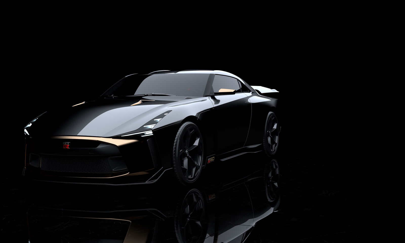 Stunning Nissan GT-R50 by Italdesign Has us Speechless ...