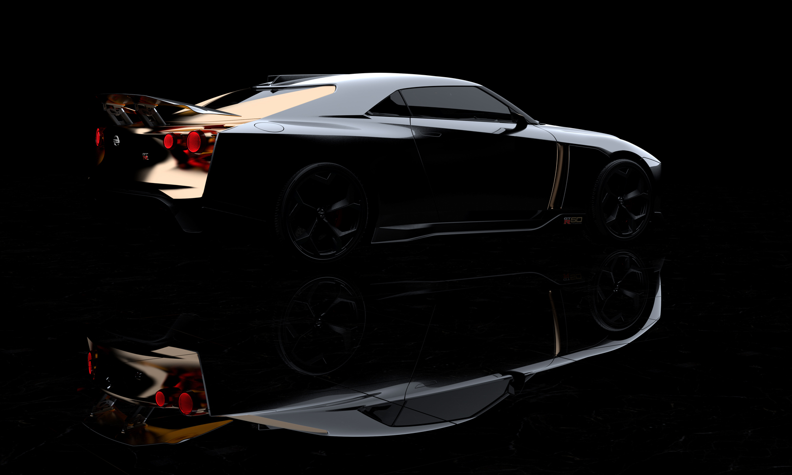 Stunning Nissan Gt R50 By Italdesign Has Us Speechless Autoguide