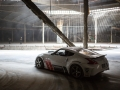 Nissan and Hoonigan team up to celebrate black Friday at the mal