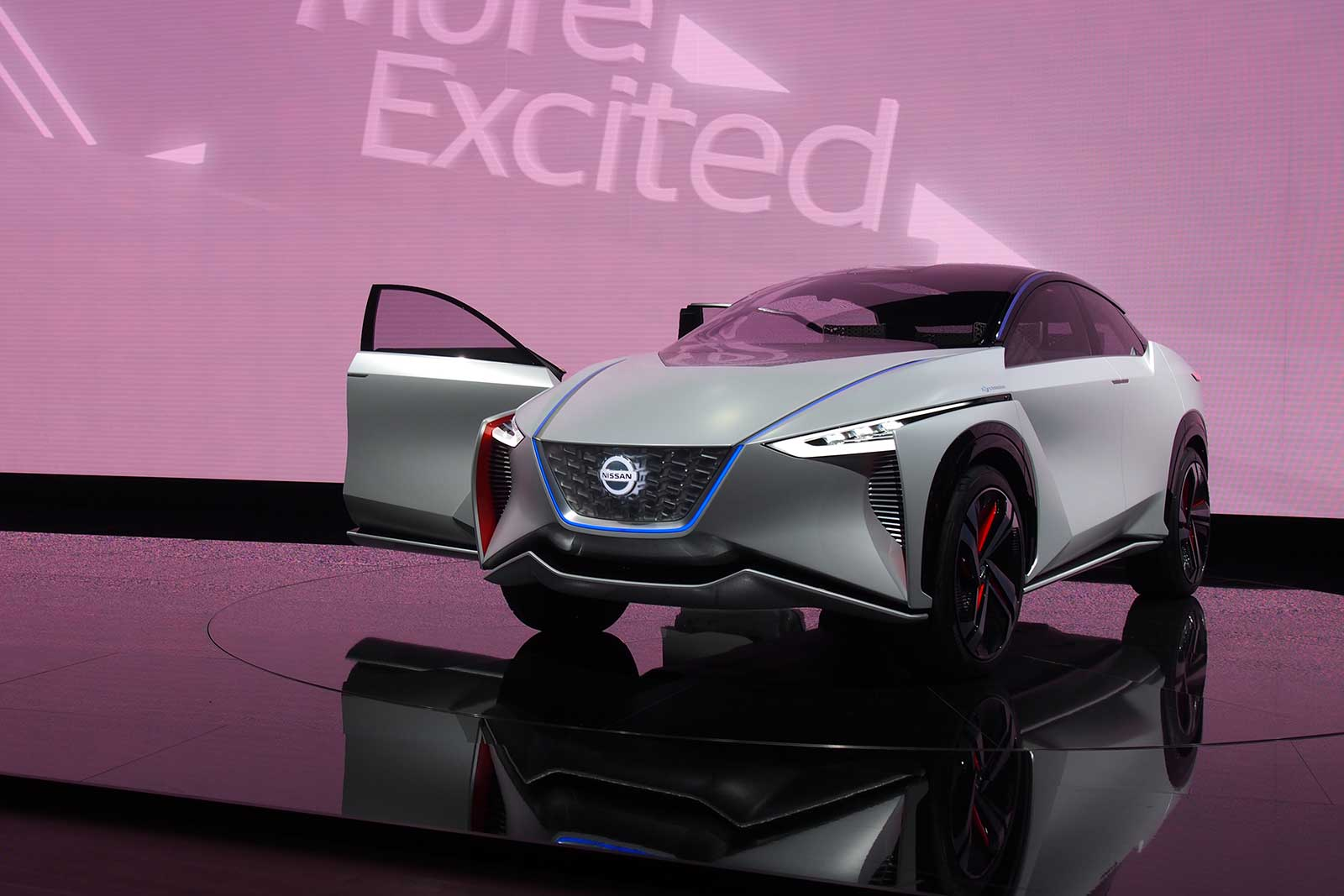 Nissan IMQ and IMS May Join IMX in Automaker's EV Portfolio