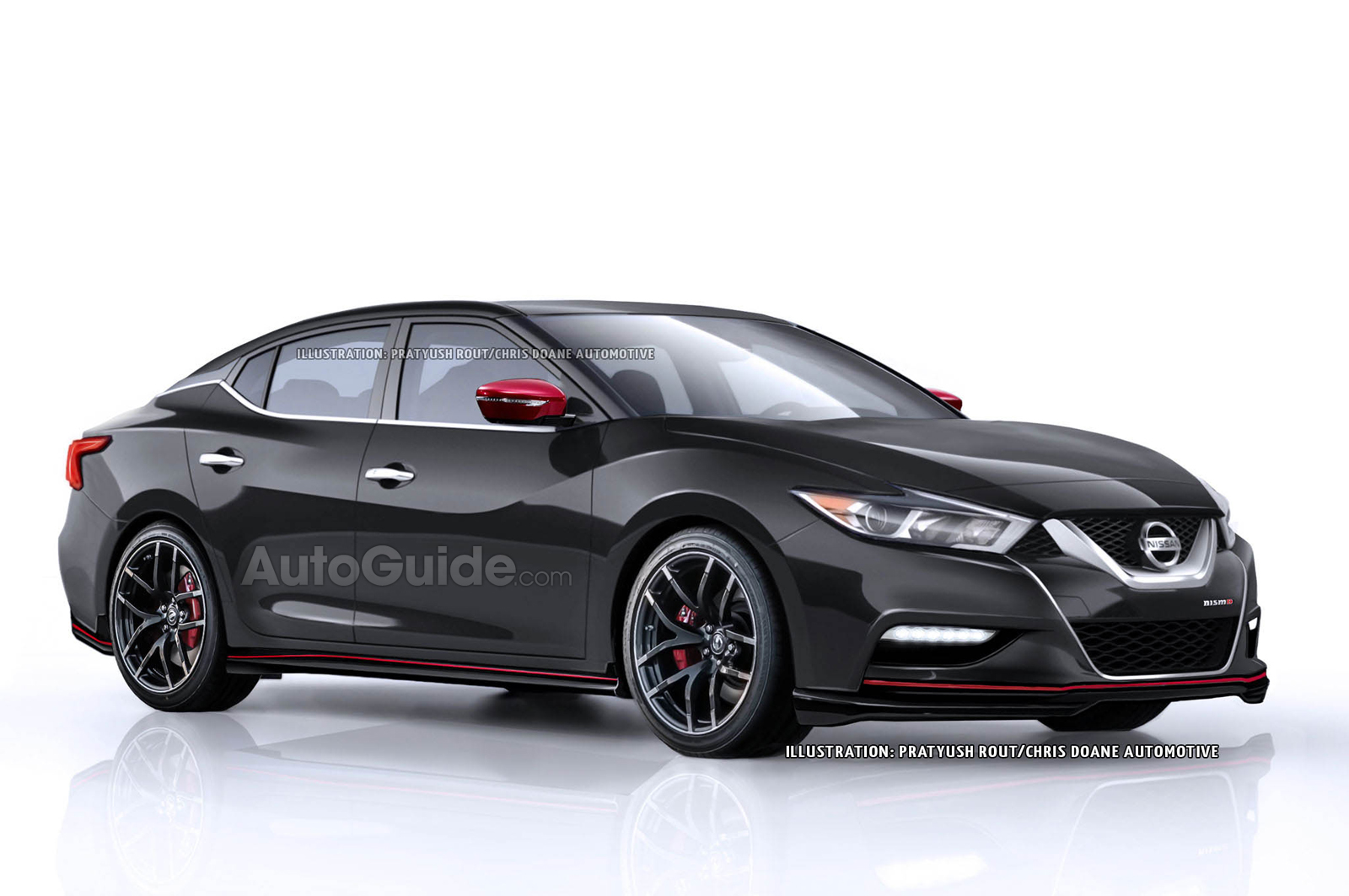 2016 Maxima Nismo >> Nissan S Maxima Nismo Could Look This Good Autoguide Com News
