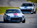Images from 2018 Classic Motorsports Mitty at Road Atlanta. Nissan/Datsun is the 2018 featured marque.