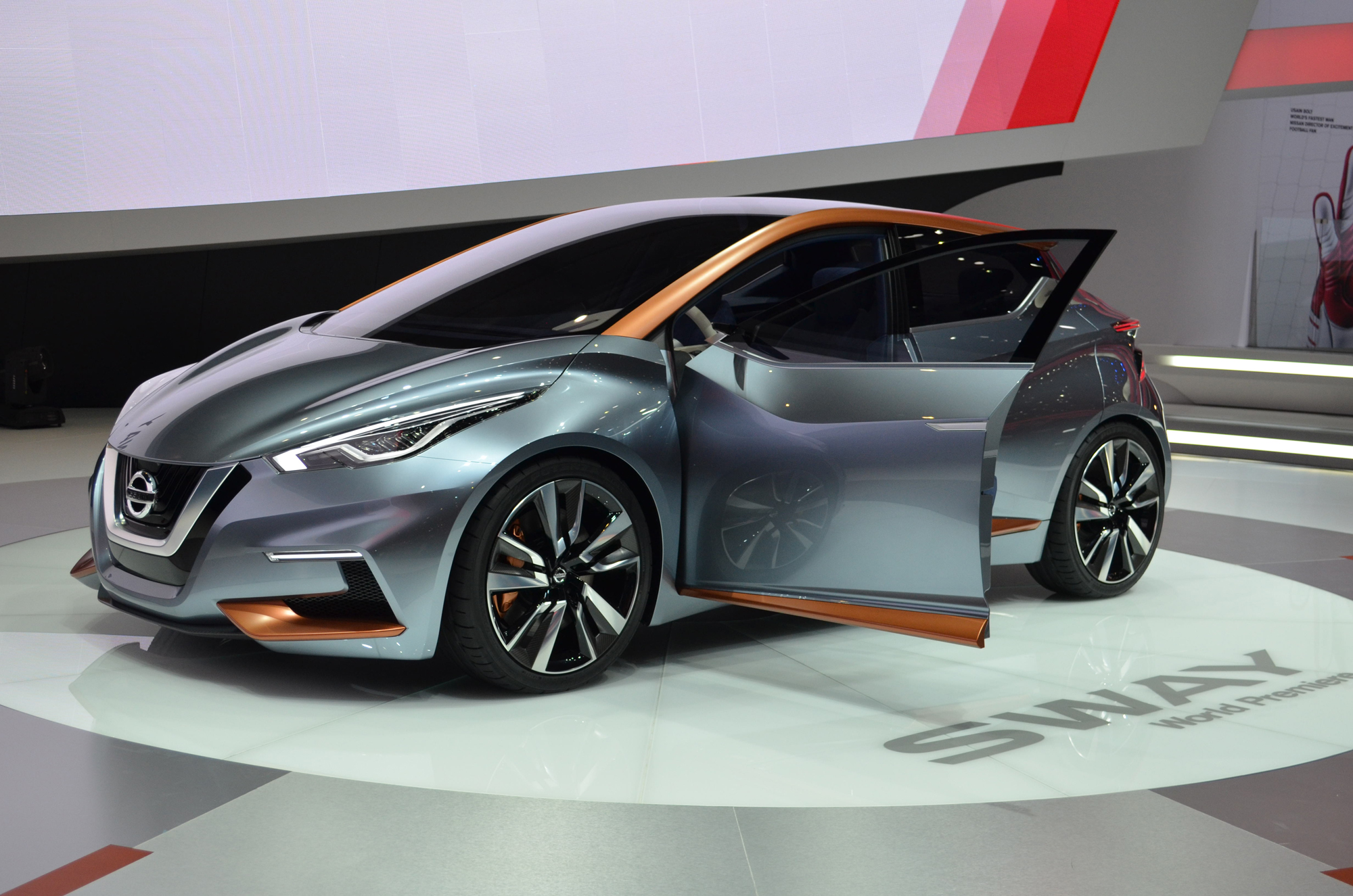 Nissan Sway Concept May Preview Future Note » AutoGuide ...