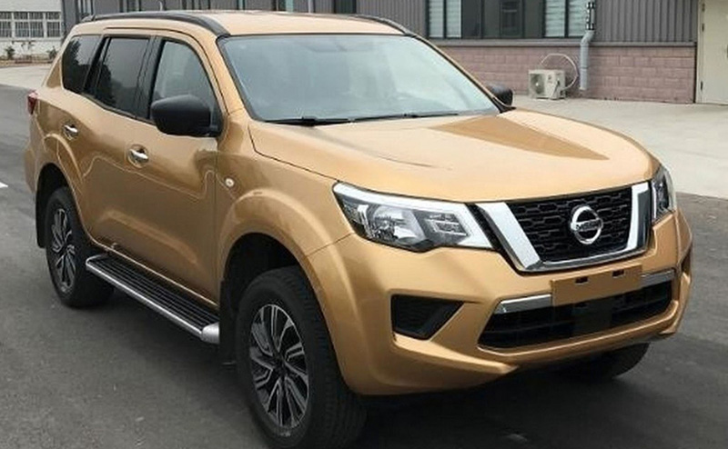 2018 Nissan Xterra: Will It Be The New-generation Version >> This Could Be Nissan S Next New Suv In America Autoguide