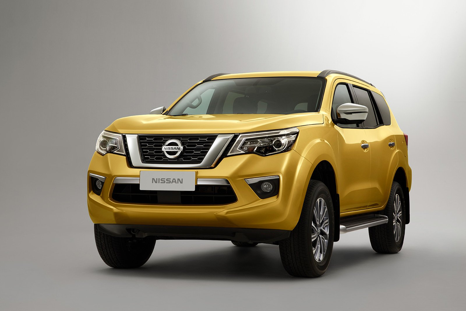 Nissan Introduces its New Body-on-Frame SUV » AutoGuide.com News