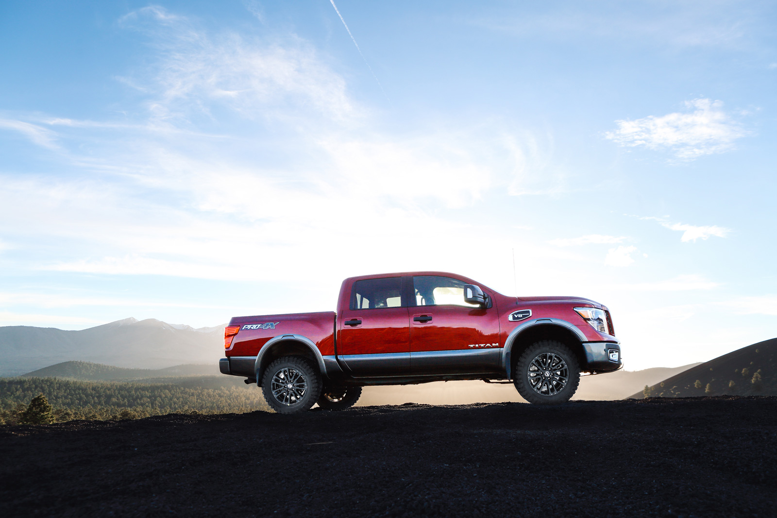 Nissan Titan, Titan XD Get Factory-Authorized Lift Kit ...