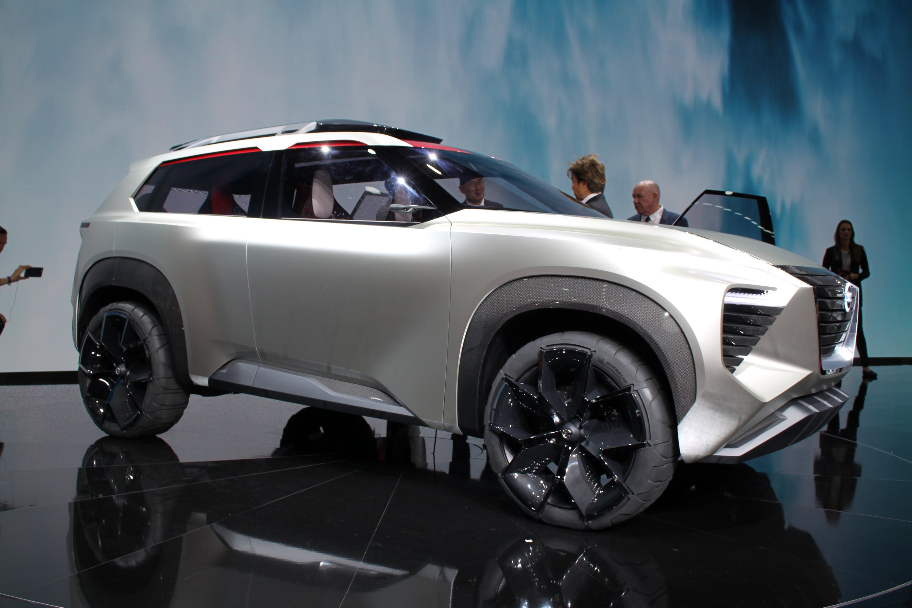 Could the Nissan Xmotion Concept Preview a New Xterra ...