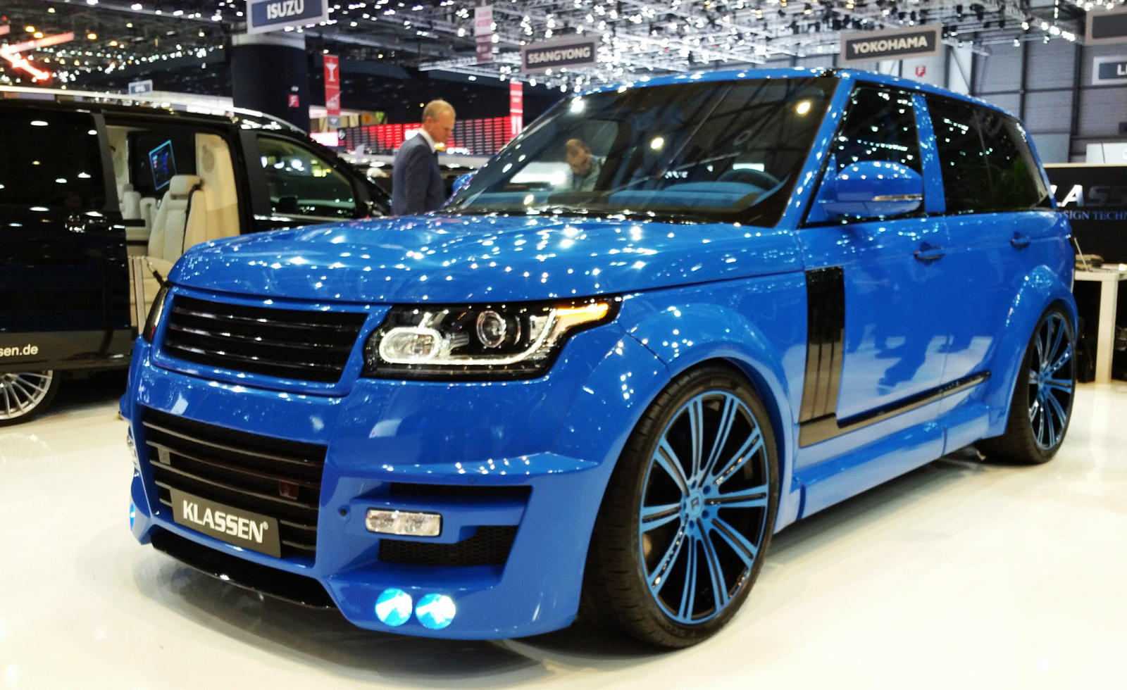 Gallery: Oddball and Ugly Cars we Saw at the Geneva Motor Show ...