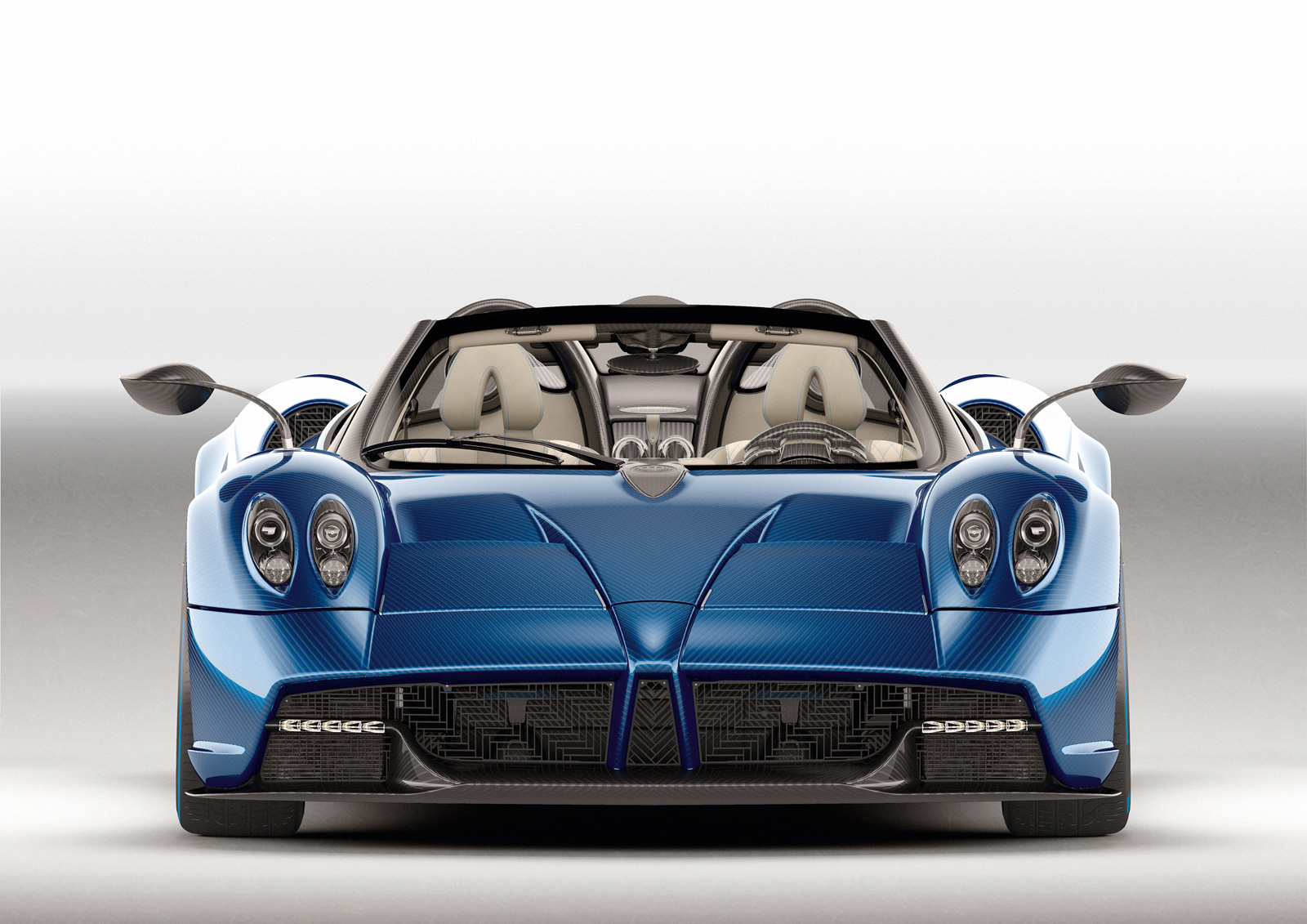 DS pagani huayra roadster : Pagani Huayra Roadster is Beautifully Complicated » AutoGuide.com News