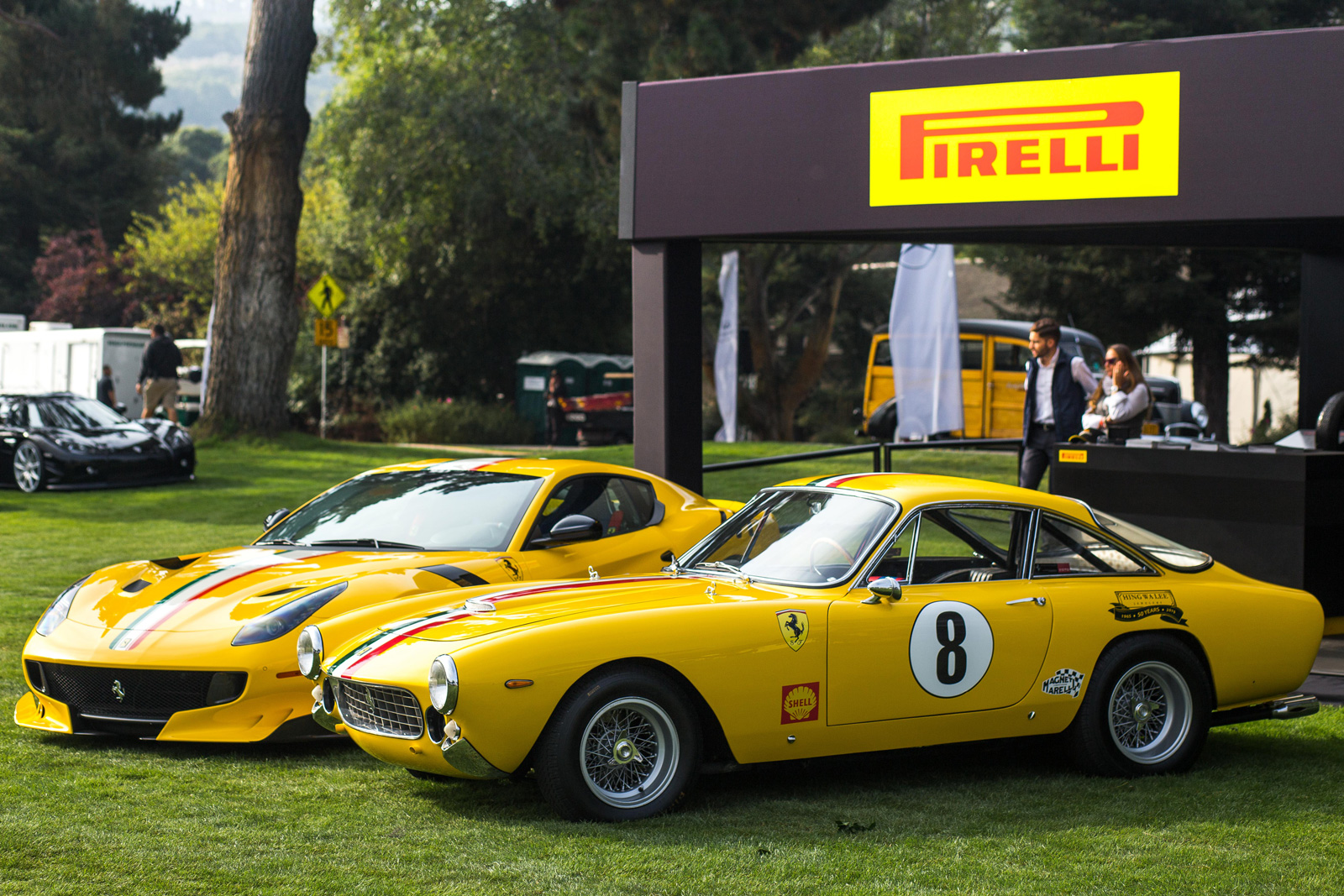 Pirelli Expands Its Tire Offerings For Classic Cars