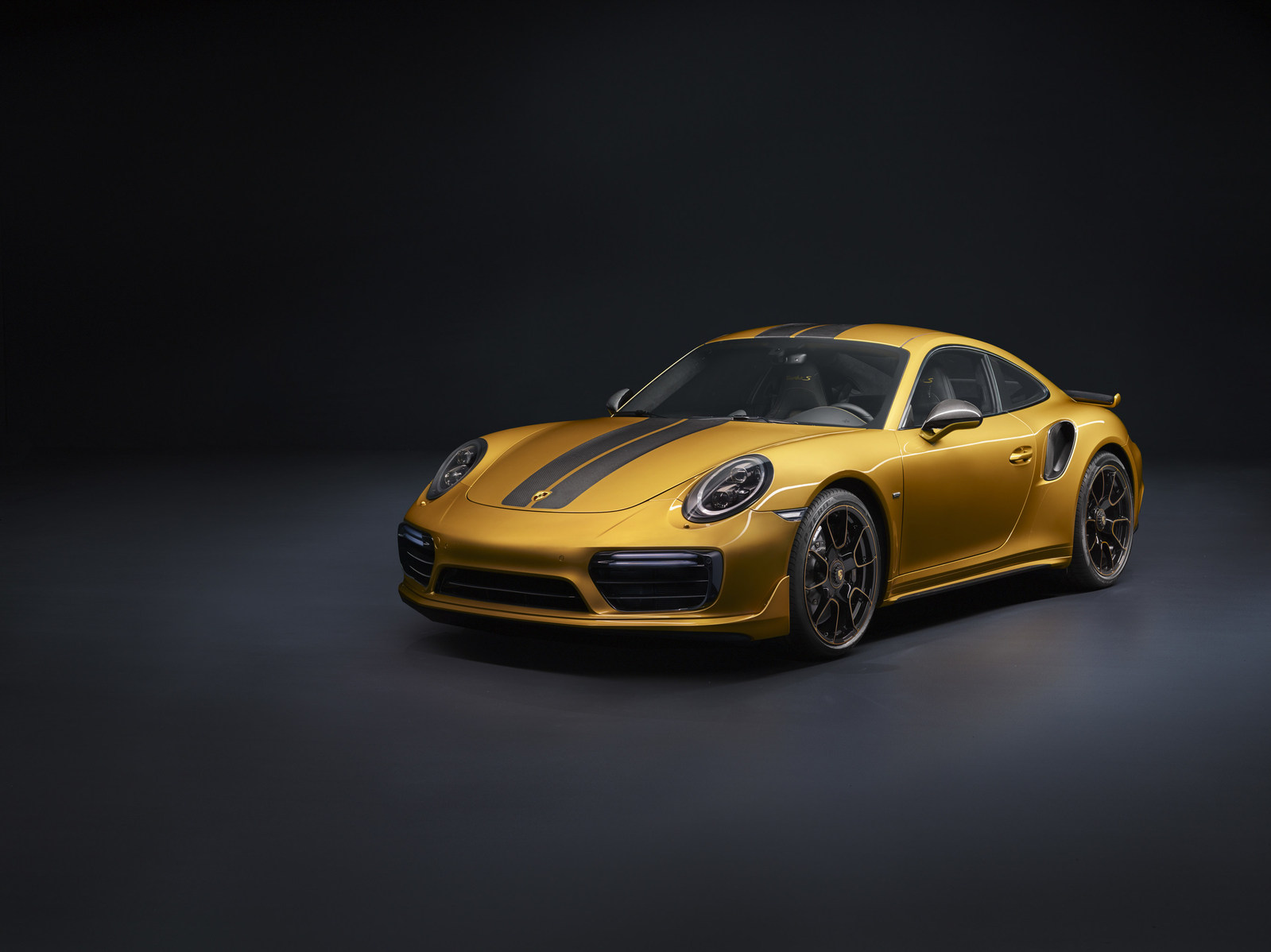 Special Porsche 911 Is The Most Powerful Turbo Ever