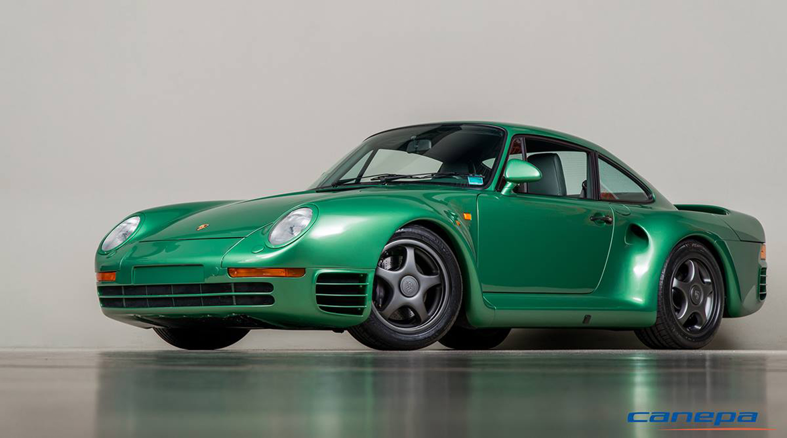 Latest Canepa Upgrade Kit Boosts Porsche 959 to 777 HP » AutoGuide ...