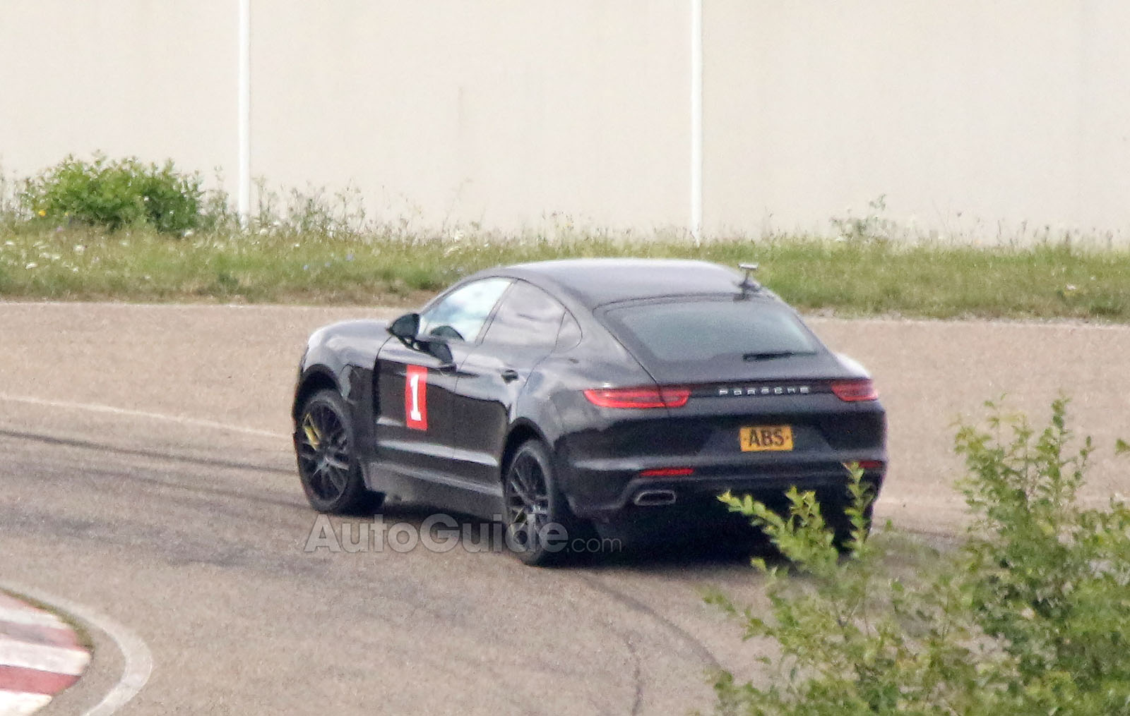 Porsche Cayenne Coupe Is Coming And We Have The Spy Photos