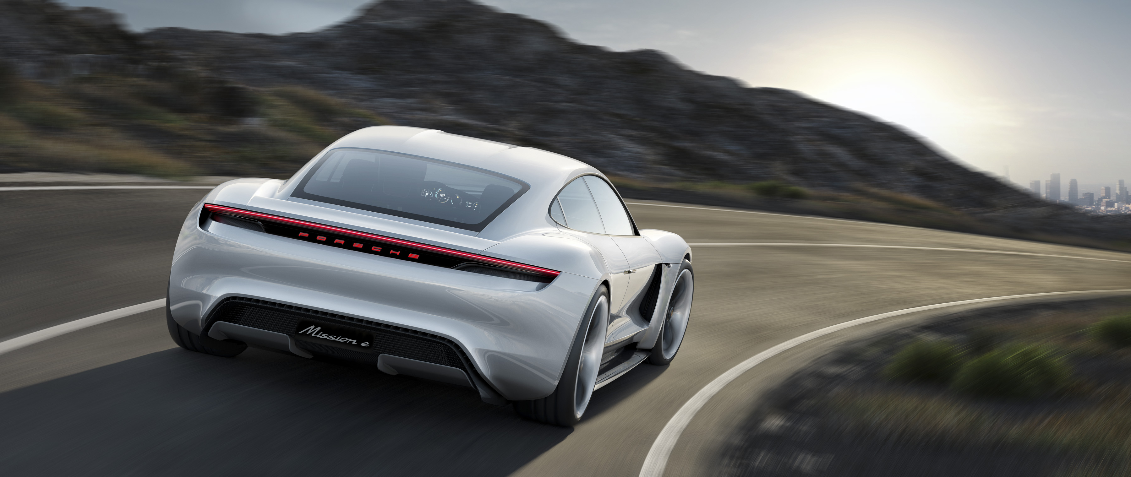 Details Spill On Porsche S Upcoming All Electric Sedan Autoguide