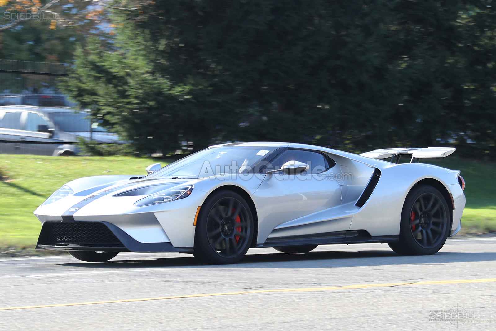 Ford Gt Spy Photos