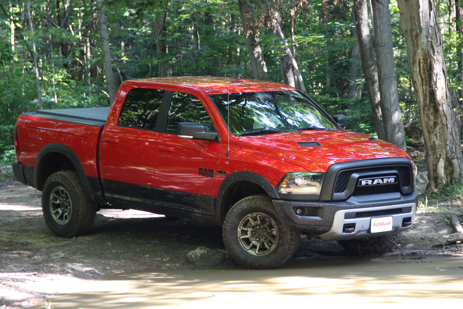2018 Dodge Rebel >> 2015 Ram 1500 Rebel Review - AutoGuide.com