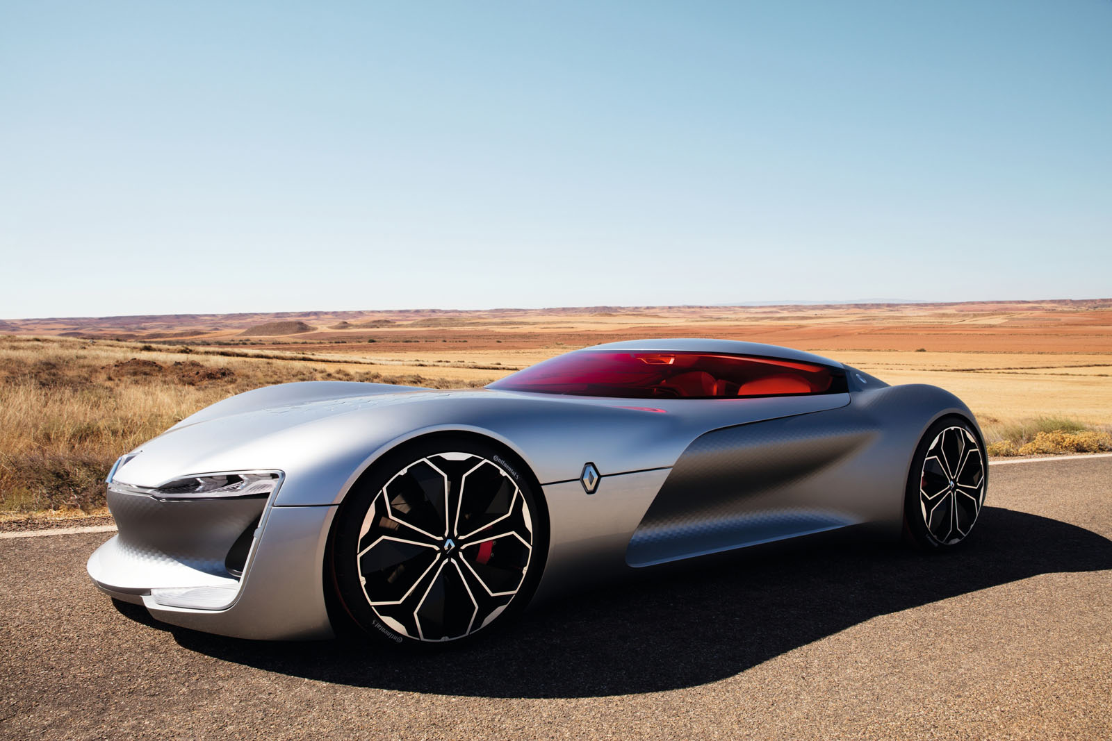 Future Of The Car: Renault TreZor Wins Most Beautiful Concept Car Award