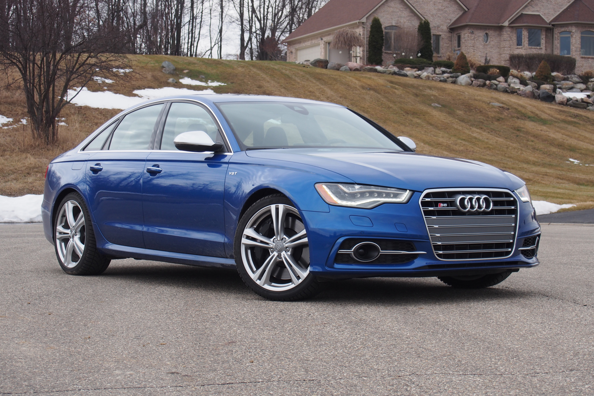 2015 Audi S6 Review Autoguide Com