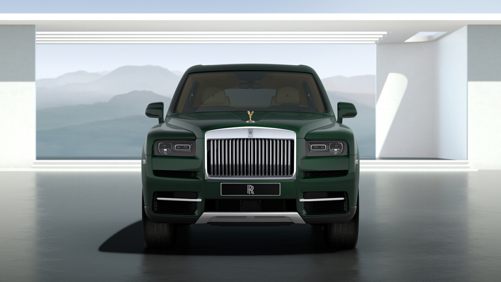 Design Your Own Rolls-Royce Cullinan SUV » AutoGuide.com News