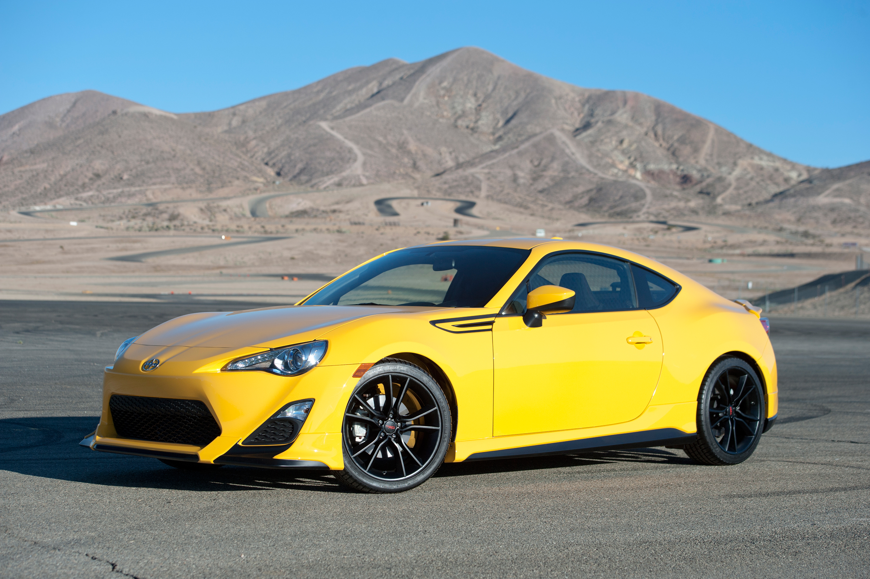 2017 Scion Fr S To Get More Updated Styling