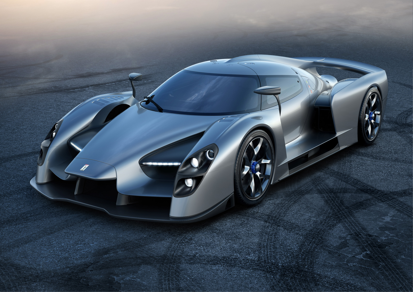 american supercar claims to be faster than porsche 918. Black Bedroom Furniture Sets. Home Design Ideas