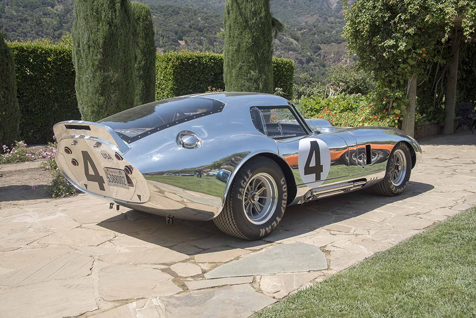 Shelby Daytona Coupe Going Back Into Production With 427 Big Block ...