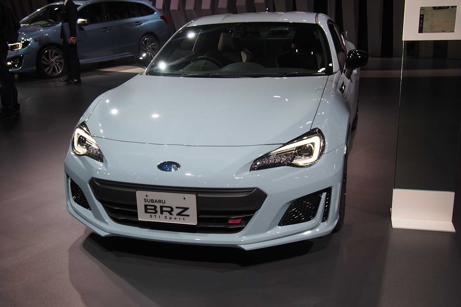 This is Almost the Subaru BRZ STI You Wanted, But Definitely Can't Have » AutoGuide.com News